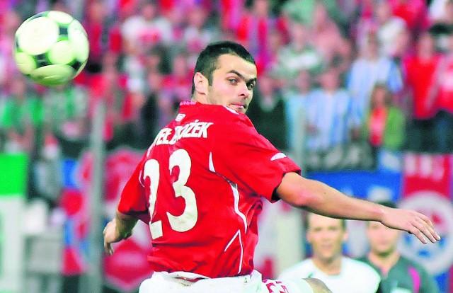 Paweł Brożek długo pauzował, ale jak już zaczął grać, to strzela bramki jak na zawołanie