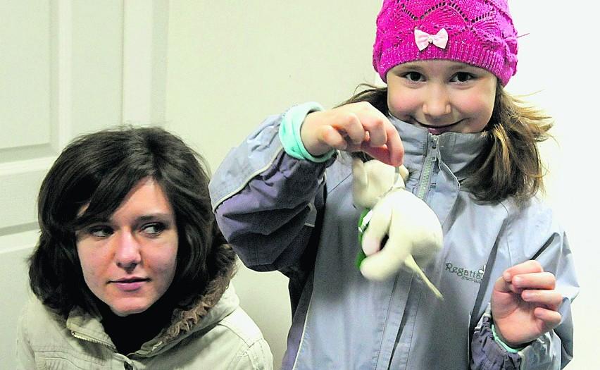 Monika Skrzypek, mama 6-letniej Kingi, zapowiada, że pośle córeczkę do 1 klasy
