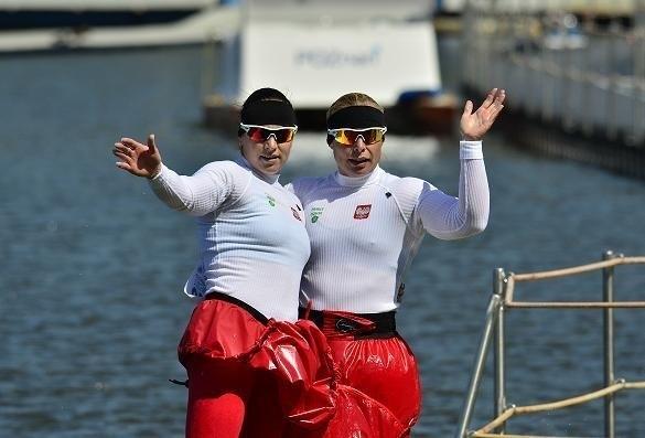 Beata Mikołajczyk i Aneta Konieczna wygrały rywalizację w wyścigu na 1000m