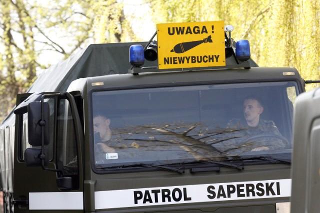 Pracę sądu w Skierniewicach sparaliżował alarm bombowy.