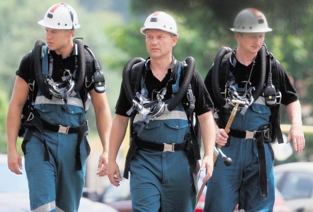 Od ratowników górniczych często wymaga się nadludzkiego wysiłku i efektów. Mogą stać się nie tylko śląskimi, ale i ogólnopolskimi bohaterami.