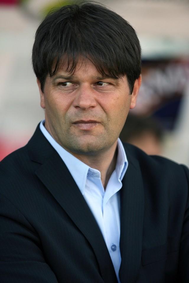 Mroczkowski chce wygrać z Zagłebiem