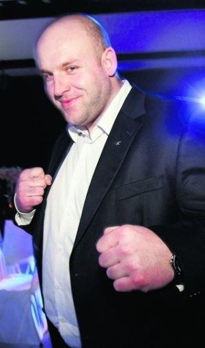 Po okresie balowym Piotr Małachowski znów trenuje