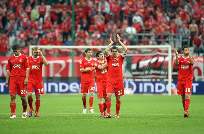 Mecz Widzewa z ŁKS rozpocznie się 17 października o godz....