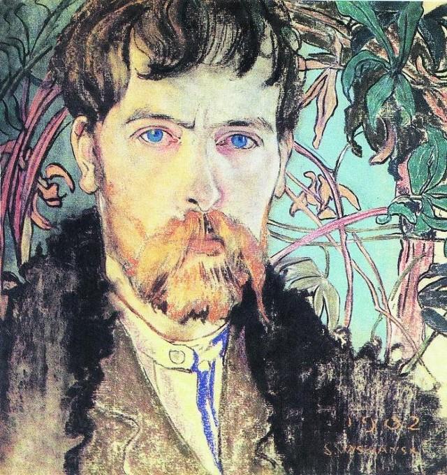 Stanisław Wyspiański (1869?1907) żył jak rockandrollowy straceniec