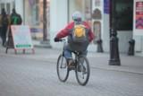 Rowerowa Łódź nagradza zimowych rowerzystów