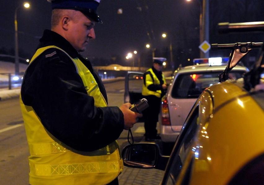 Co roku lubelscy policjanci łapią około 10 tys. nietrzeźwych kierujących