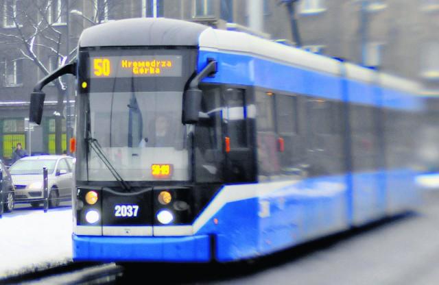 Kraków ma więcej nowoczesnych tramwajów niż Wrocław