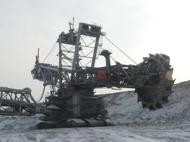 Zatrzęsła się ziemia w bełchatowskiej kopalni odkrywkowej
