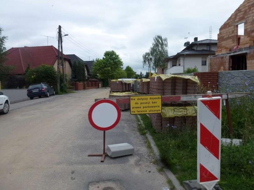 Mieszkańcy wspólnie z miastem budują ulicę Kudowską