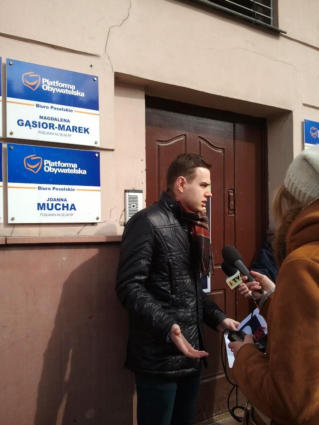 Poseł Kabaciński: W lubelskiej PO jest departament cenzury