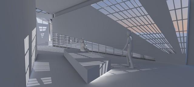 Wizualizacje projektu Light of Tomorrow grupy Addicted Architects.