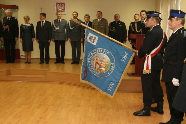 Odznaczenia, medale i awanse dla strażaków
