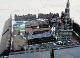 Poznań: Makieta dla niewidomych wciąż brudna