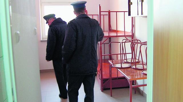 Oddanie oddziału zewnętrznego z nowymi celami w ZK przy ul. Konarskiego zmniejszyło przeludnienie w placówce