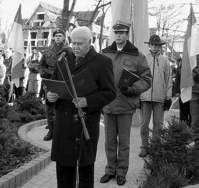 Prezydent Kaczorowski często odwiedzał Zakopane
