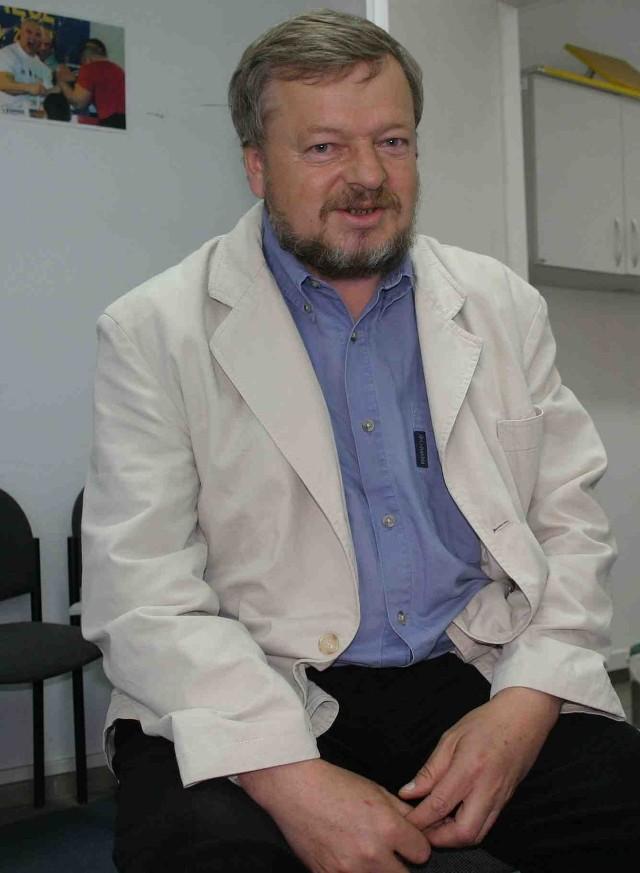 Andrzej Grzyb jest od urodzenia związany z Kociewiem