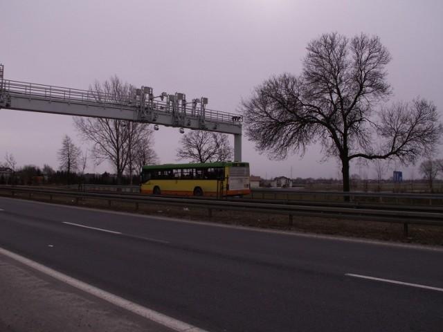 60 procent kursów  wykonywanych przez autobusy spółki TP Bus  odbywa się po płatnej drodze nr 92
