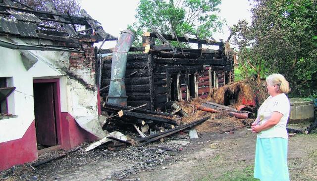 Mieszkańcy Skawy od samego początku byli przekonani, że we wsi grasował podpalacz