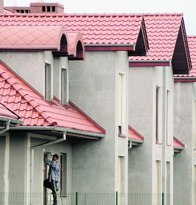 Największym zainteresowaniem cieszą się domki o powierzchni od 150 do 180 mkw.