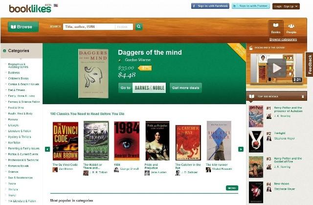 Do BookLikes.com trafi 50 tys. złotych nagrody