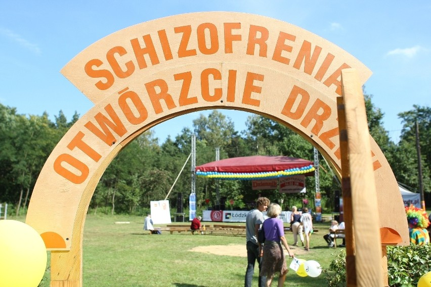 Wspólny bieg cierpiących na schizofrenię
