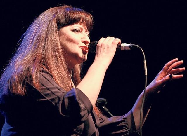 Basia Trzetrzelewska wydała płytę z koncertem nagranym w Łodzi.