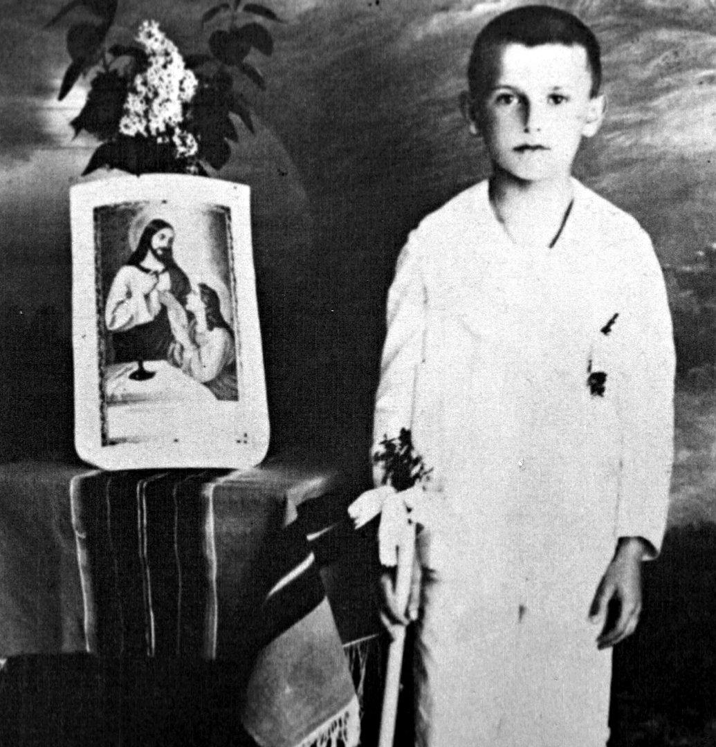 Karol Wojtyła Jan Paweł Ii Droga Do świętości 1920 2005