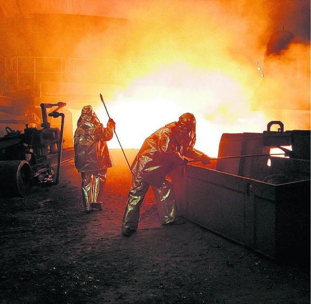 Dąbrowskich hutników czekają przymusowe urlopy
