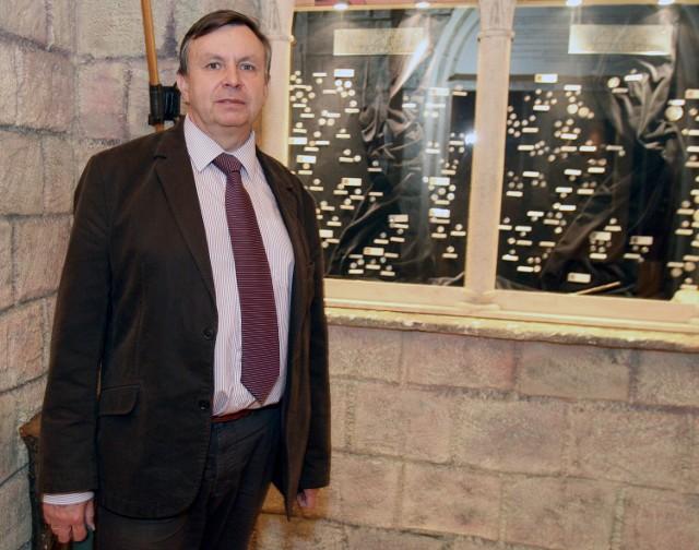 Mariusz Mielczarek zaprasza do oglądania ekspozycji