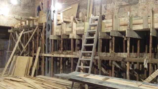 Kończy się remont budynku starej Cytryny