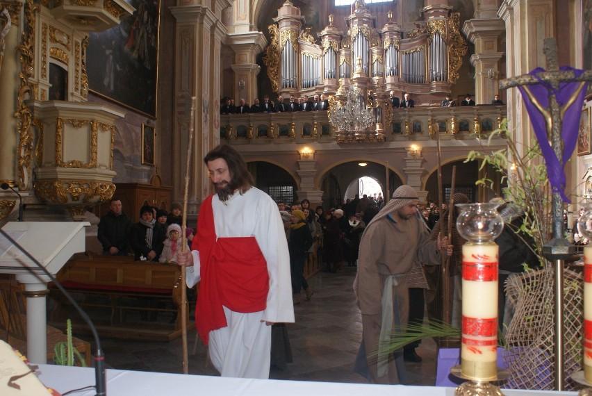 Triumfalny wjazd Chrystusa do Jerozolimy w Warcie [ZDJĘCIA]