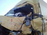 Mężczyzna zginął w wypadku pod Piotrkowem [ZDJĘCIA]