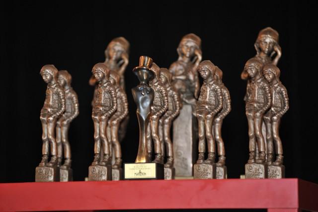 Piotrusie - nagrody festiwalu