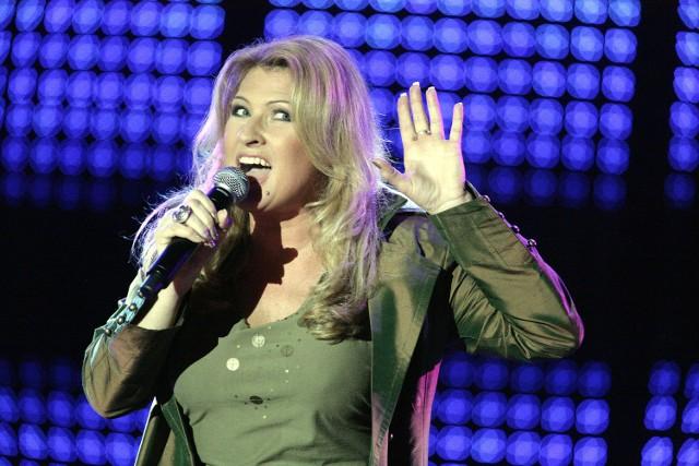Beata Kozidrak, wokalistka zespołu Bajm