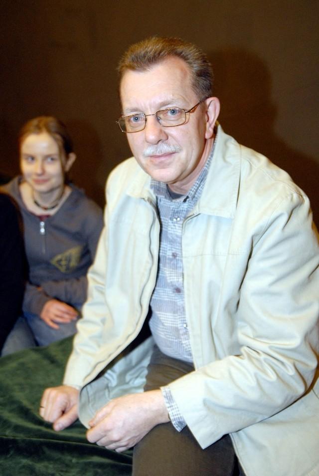 Jerzy Wrzos - twórca Przeglądu