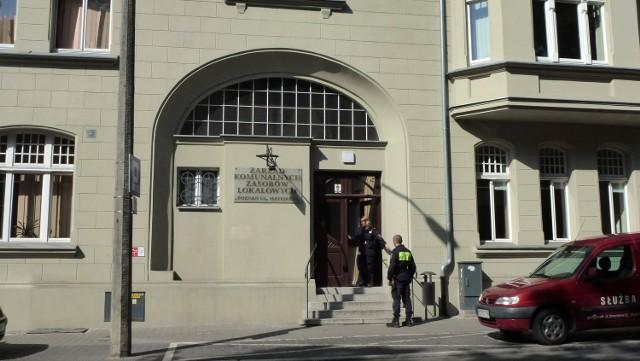 Siedziba ZKZL przy ul. Matejki