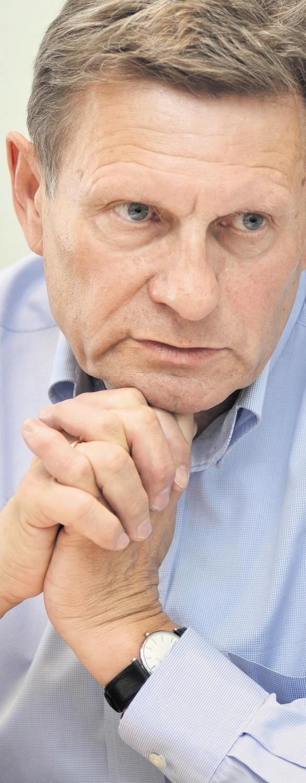 """Profesor Leszek Balcerowicz był gościem redakcji """"Głosu Wielkopolskiego"""""""
