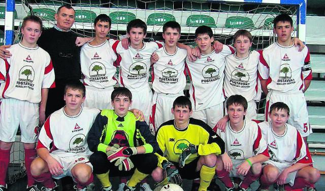 Białoruska drużyna PCM Postawy nie zdołała przyjechać na luziński turniej