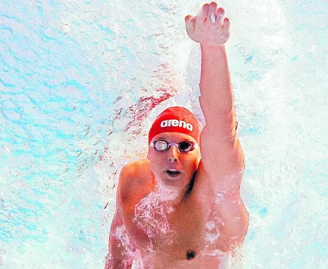 Konrad Czerniak, pływanie, Wisła PuławyWicemistrz świata i mistrz Europy to nasza wielka nadzieja na medal. Pierwszy start Czerniak ma zaplanowany na 31 lipca, ostatni na 4 sierpnia.