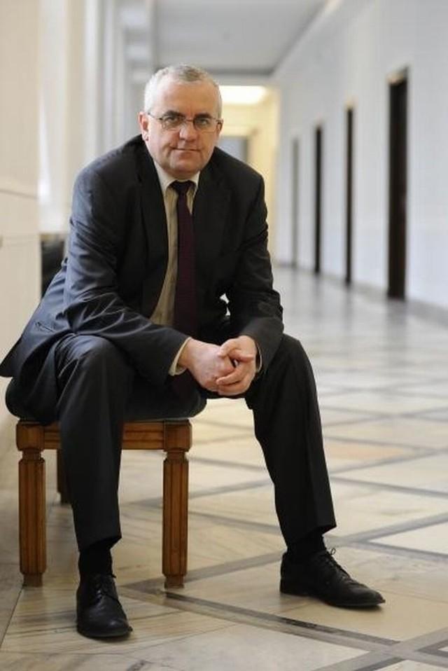 Lipiński jest jednym z najbardziej zaufanych ludzi prezesa Kaczyńskiego