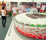 Władysławowo: Miniatury stadionów na Euro 2012