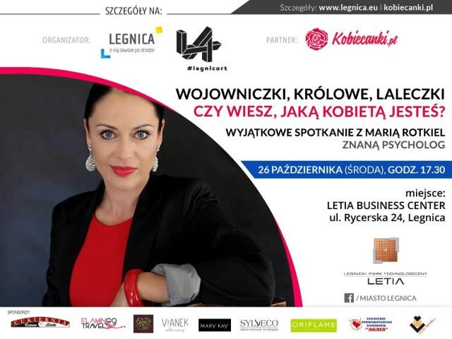 Spotkanie kobiet w Legnicy po raz trzeci!