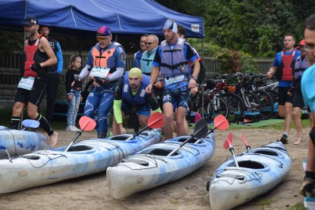 Lubochnia Adventure Race 2021, czyli bieganie, jazda na rowerze i pływanie w kajakach