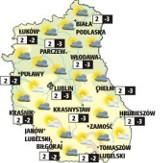 Lubelszczyzna: Pogoda na środę 20 marca