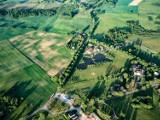 Fascynujące Jezioro Pile i Silnowo z lotu ptaka. Wiosenne przebudzenie przyrody GALERIA
