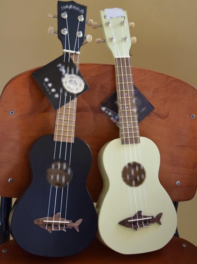 Szukali skradzionych ukulele, a znaleźli narkotyki
