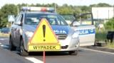 Śmiertelny wypadek pod Gliwicami. Rowerzystkę potrącił samochód ciężarowy. Do tragedii doszło w Bargłówce na DW 919