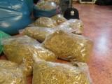 Bytom: nielegalny tytoń i papierosy zabezpieczyli miejscowi policjanci