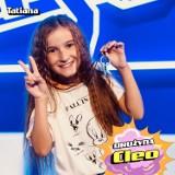 Tatiana Kopala z Bełchatowa już w sobotę, 20 marca, wystąpi w Bitwie w The Voice Kids TVP2